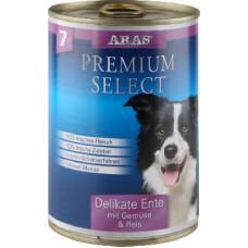 ARAS PREMIUM SELECT консервы для собак «Утка, овощи и рис» 410 г
